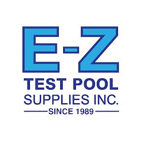 E-Z Test Pool Supplies