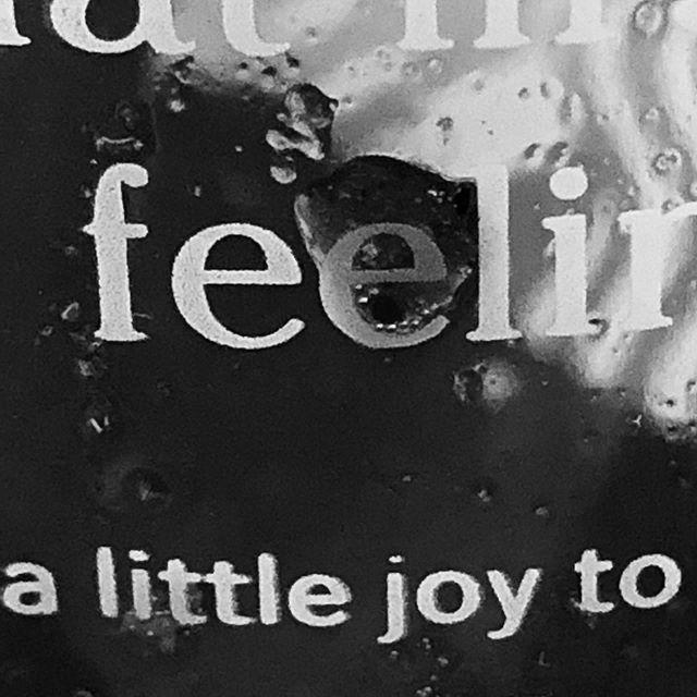 """""""a little joy"""""""