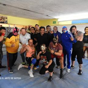 Lucha Libre El Arte de Gotch
