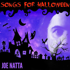 Joe Natta - Songs for Halloween