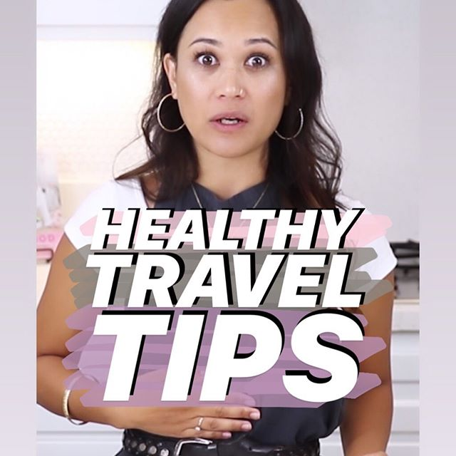 Traveling or going on vacation soon? Watch this! ✈️