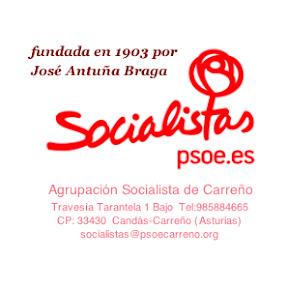 PSOE Carreño