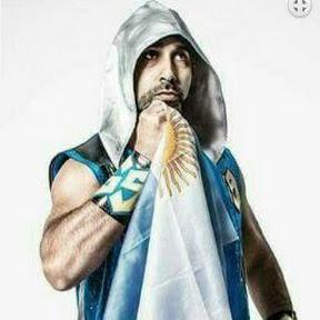 Lucha Libre Argentina HipHopMan