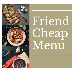 Friend-Cheap Menu