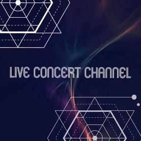 Live concert channel