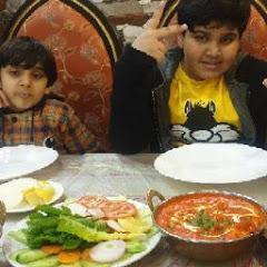 Rubina Cooks in Saudi Arabia