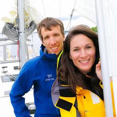 Ryan & Sophie Sailing