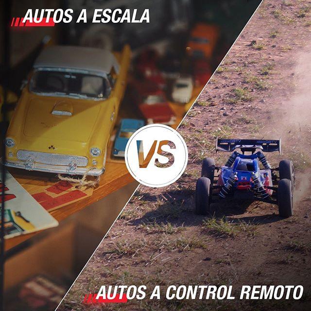 ¿Cuáles eran tus favoritos de chico? 👦🏻👧🚗 A: Autos a escala  B: Autos a control remoto . . . #Auto #Autitos #Niñez #ControlRemoto #AutosAEscala #Niño #TOTAL #TOTALQuartz #Aceite #AceiteDeMotor #CambioDeAceite