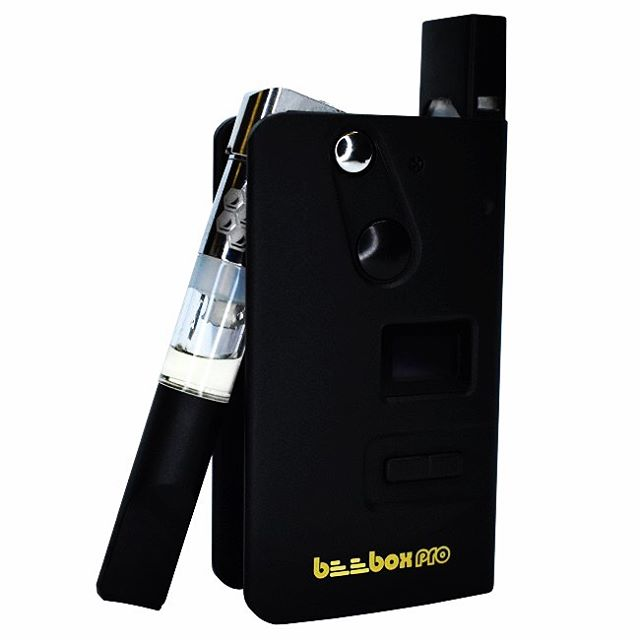HoneyStick BeeBox PRO 🐝 💨POD & CARTRIDGE PORT  Vaporizer Highlights: - Digital LCD Screen Display - Digitally Power Adjustable from 2.0-4.2 Volts - Preheat Function - High Capacity 600MAH Battery - Micro USB Charge - Auto Draw (inhale activation) Pod Port - Push Button Activation, Switchblade-Action 510 Cartridge port - High Quality- Lightweight Aluminum Body - Concealable & compact mini vape MOD that fits into small pockets NOTE: 510 Cartridge & POD cartridge are NOT included @condado_market
