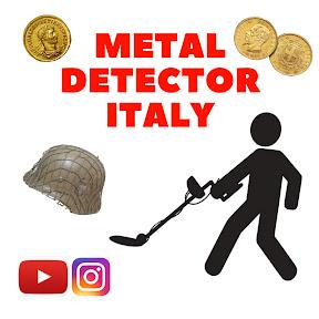 Metal detector italy