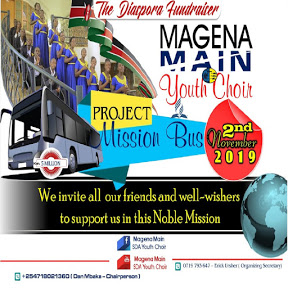 Magena Main Youth Choir