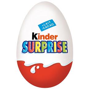 Surprise Eggs