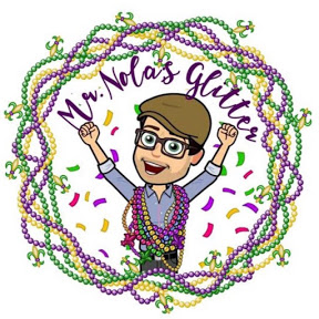 Mr. Nola's Glitter