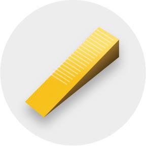 ชุดตัวปรับระดับพื้นกระเบื้อง - Connection Tile