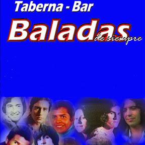 BALADAS DE SIEMPRE TABERNA