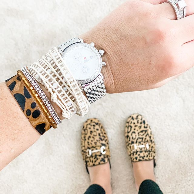 How much leopard is too much? Asking for a friend. These @victoriaemersondesign wraps are my fave. Pairing with these @stevemadden Rylie Leopard mules (go 1/2 size up!) are so comfortable and perfect for anything. ⠀ ⠀ ⠀ ⠀ http://liketk.it/2EW2A #liketkit @liketoknow.it #LTKunder100 Shop your screenshot of this pic with the LIKEtoKNOW.it shopping app