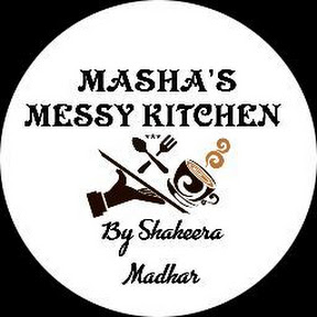 Masha's Messy kitchen By Shakeera Madhar