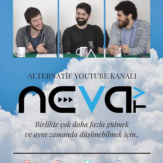 Yeni sezon videoları hızlı bir şekilde yakında başlayacak. Takipte kalın.. #NevaTv #Youtube #Video #Eğlence #Sohbet #Röportaj #Spor #Din #Yemek #Hukuk #Şiir #Sağlık #Sinema #Oyun