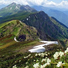 Гордый Кавказ