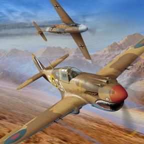 WWII Kittyhawk