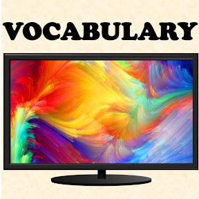 Vocabulary TV