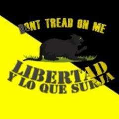 Libertad Y Lo Que Surja