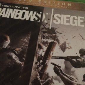 Tom Clancy's rainbow Six siege fan