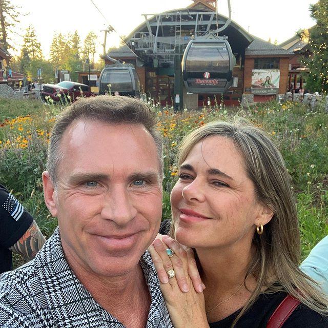We had a Heavenly anniversary in Heavenly South Lake Tahoe 🥂❤️