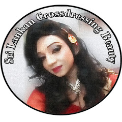SRI LANKAN CROSSDRESSING BEAUTY