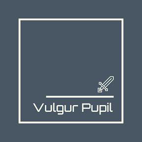 Vulgar Pupil
