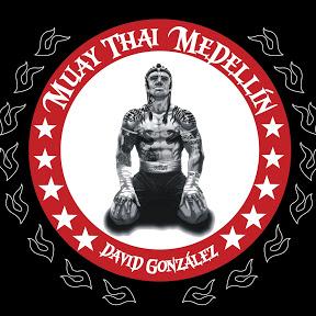 Muay Thai Medellín prof David Gonzalez