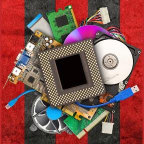 Андромеда разборка электроники