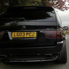 BMW X5 E53 CHANNEL