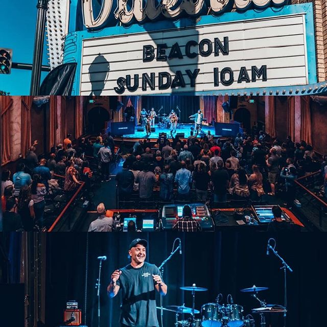 Two weeks ago, my brother @cbbarthlow obeyed the voice of God and successfully launched @denverbeacon Church in the heart of Denver CO. Congrats bro... can't wait to visit soon... •  This dude has an INCREDIBLE testimony of God's Grace towards him, and I just know that he's so excited to share in that journey with the ppl who God sends him to serve. • Shameless plug... If you live in Denver or KNOW someone who does, Go check out this church. I'm sure you will hear the voice of God when you do.  #churchplanters #kingdom