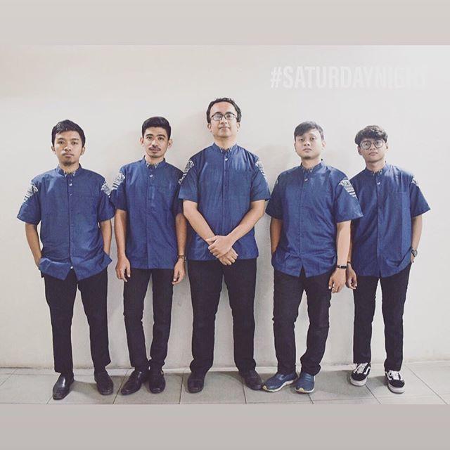 Blue squad!  By: @rabbanisurabaya