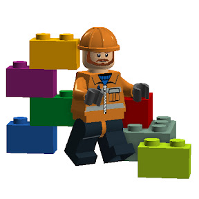 LEGO instructions - Fan - Site