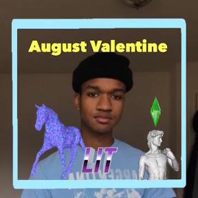 August Valentine