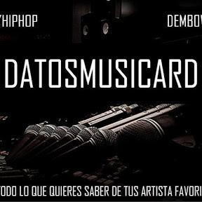 DATOS MUSICA RD
