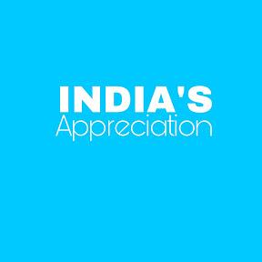 India's Appreciation