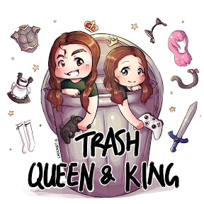Trash Queen and King