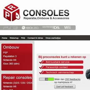 ProConsoles The Netherlands