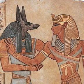 Hermandad Del Chacal Yinepu Anubis Kemet