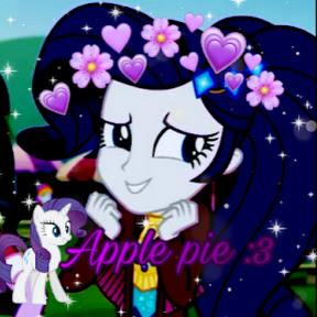 Apple pie :3