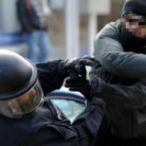Gewalt gegen deutsche Polizisten