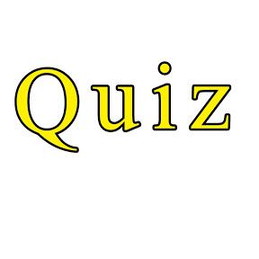 Quiz Quiz And Quiz