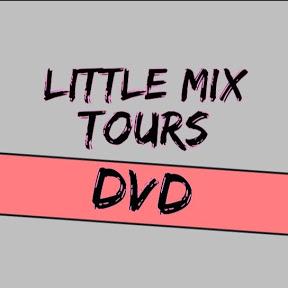 Little Mix DVD