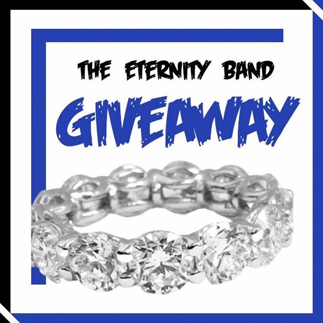 @frenzygiveaways is giving away the most stunning Diamond Eternity Band of your dreams!! From the amazing @chamoulajewelers  You can enter in UNDER 15 seconds 😱 💁🏼♀Go Enter!!! Head over to @frenzygiveaways and simply LIKE the photo on their page and FOLLOW all 29 accounts they're following! Tag a friend on their page. That. Is. All.  How EASY is that?! Win a Diamond Eternity Band valued at close to $2000!!! The full deal!! Can this get any better?! Details: The giveaway will run from Saturday Night 9/7 til Sunday Night, 9/15 - 9:30pm NY time.