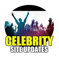 Celebrity Site Updates