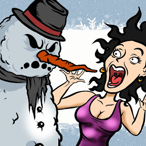 Jay Karl's Scary Snowman