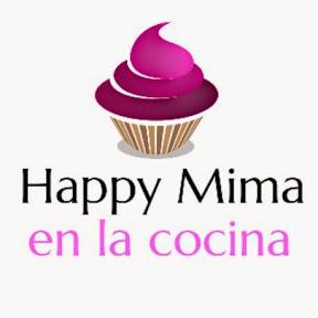 Happy Mima en la cocina
